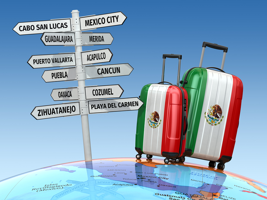 Positive Security Update for Mexican Tourist Destinations