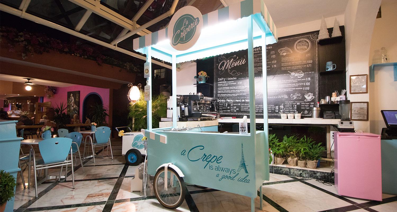 La Creperie Restaurant